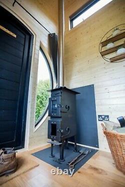 Tiny House Sur Roues / Entièrement Sur Mesure Sur / Hors-grid / Eco / 5,5m X 2,5m X 4m